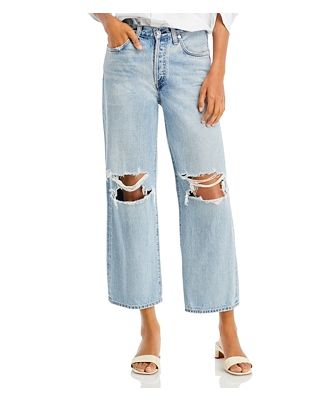 Citizens of Humanity Elle Wide Leg Jeans in Elodie