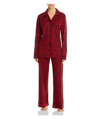 Cosabella Amore Animal Print Pajama Set