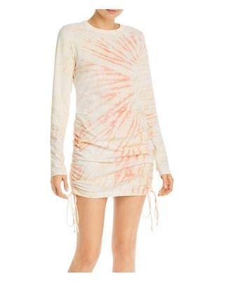 Cotton Citizen Tie-Dyed Mini Dress