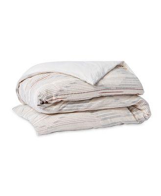 Coyuchi Morelia Organic Cotton Duvet Cover, Full/Queen
