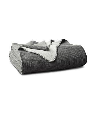 Coyuchi Organic Cotton Cozy Blanket, King