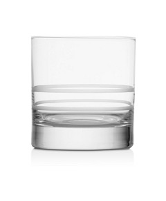 Crafthouse Iceberg Double Old Fashioned Glass, Set of 4