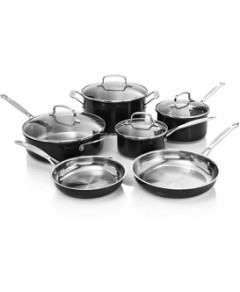 Cuisinart Chef's Classic 10-Piece Cookware Set - 100% Exclusive