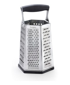 Cuisipro 6-Sided Grater