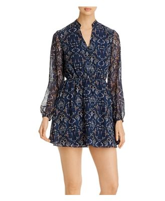 cupcakes and cashmere Rocky A-Line Dress