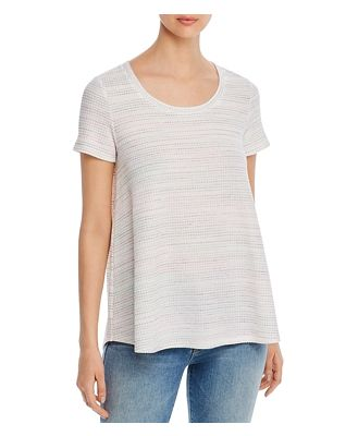 Cupio Textured Knit Top