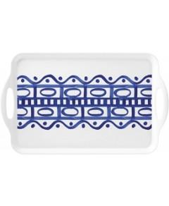 Dansk Arabesque Melamine Large Rectangular Platter