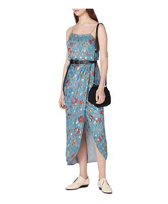 Derek Lam 10 Crosby Lexi Sarong Dress