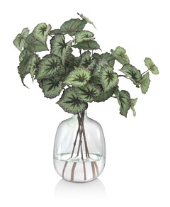 Diane James Home Begonia Leaves Faux-Floral Arrangement
