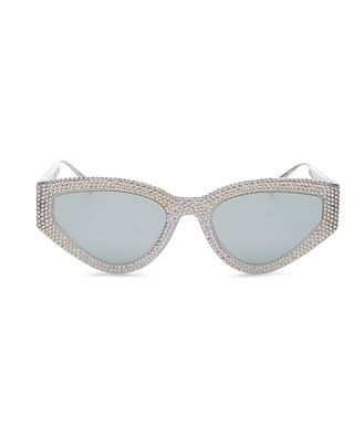 Dior Women's Embellished Cat Eye Sunglasses, 52mm
