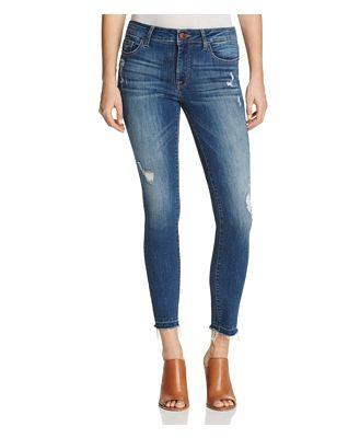 DL1961 Florence Instasculpt Skinny Jeans in Strive