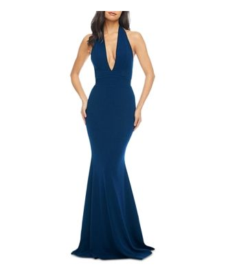 Dress the Population Camden Plunging Gown