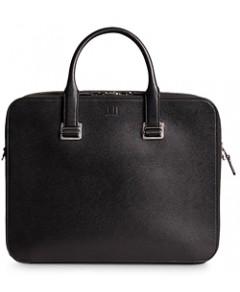 Dunhill Cadogan Leather Slim Double Document Case