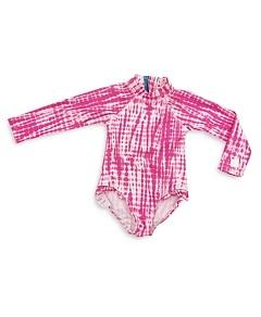 Egg new york Girls' Athena Bodysuit - Baby