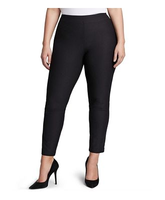 Eileen Fisher Plus System Slim Ankle Pants