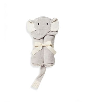 Elegant Baby Infant Unisex Elephant Baby Bath Wrap