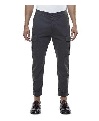 Eleventy Garment Dyed Cargo Pants