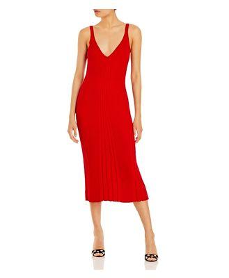 En Saison Knit Bodycon Dress