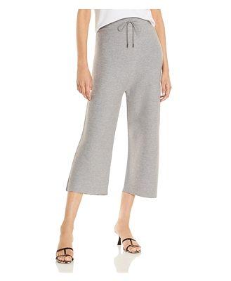 Fabiana Filippi Knit Cropped Pants