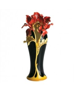 Franz Collection Peony Flower Vase