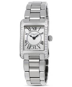 Frederique Constant Classics Carree Diamond Watch, 23mm x 21mm