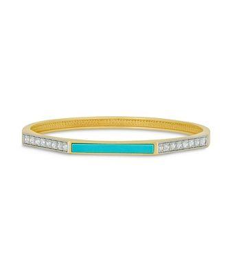Freida Rothman Glistening Coast Bangle Bracelet