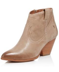 Frye Women's Reina Leather Booties