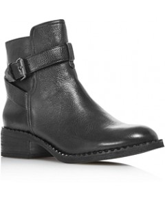 Gentle Souls Women's Best Leather Moto Booties - 100% Exclusive