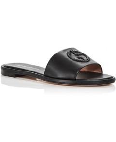 Giorgio Armani Women's Slide Sandals