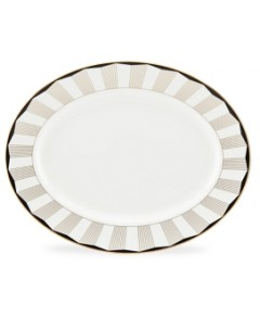 Gluckstein by Lenox Audrey Medium Platter