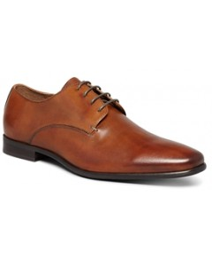 Gordon Rush Men's Manning Leather Plain Toe Derbys