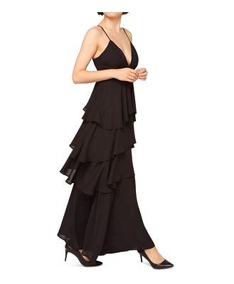 Gracia Flare Layered Maxi Dress (40% off) - Comparable value $100