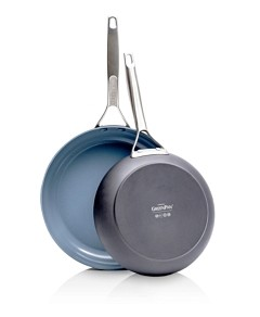 GreenPan Paris Pro 10 and 12 Fry Pan Set