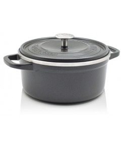 GreenPan SimmerLite 5.5-Quart Cast Aluminum Ceramic Non-Stick Dutch Oven