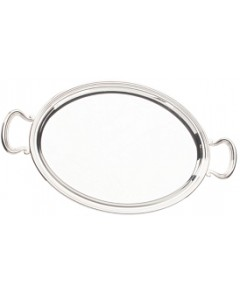 Greggio Oval Tray with Handles