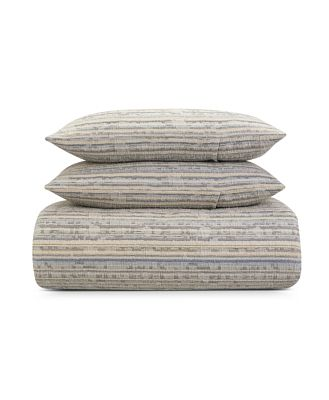 Habit Collection by Highline Bedding Co. Sequoia Duvet Cover Set, King