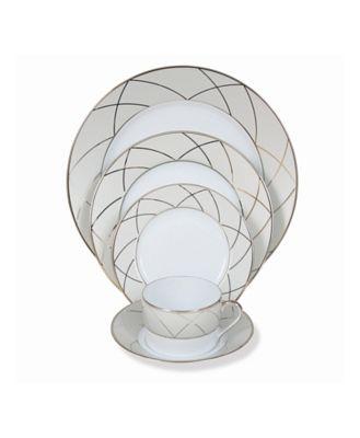 Haviland Claire De Lune Arch Oval Platter,