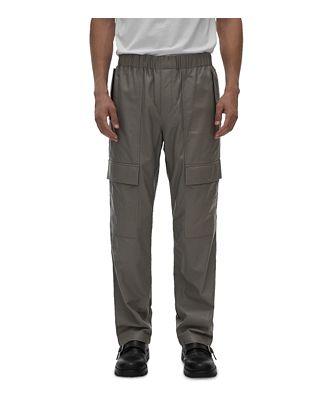 Helmut Lang Leather Utility Pants