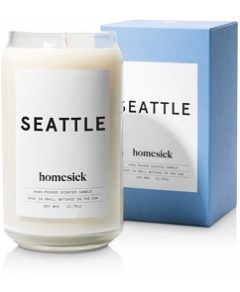 Homesick Candles Seattle Candle