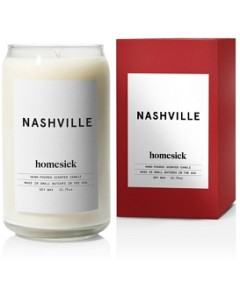 Homesick Nashville Candle