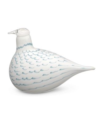Iittala Birds by Toikka Finnfest Snow Grouse