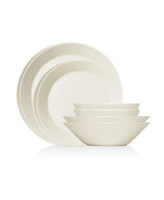 Iittala Teema White 16-Piece Dinnerware Set