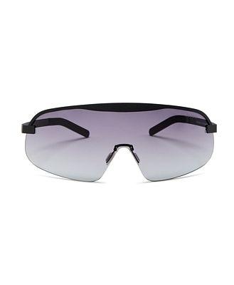 Illesteva Women's Hopper Shield Sunglasses, 156mm