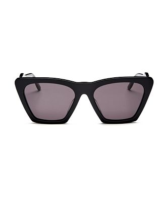 Illesteva Women's Lisbon Cat Eye Sunglasses, 54mm