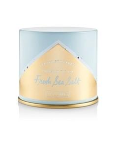 Illume Fresh Sea Salt Large Vanity Tin Candle