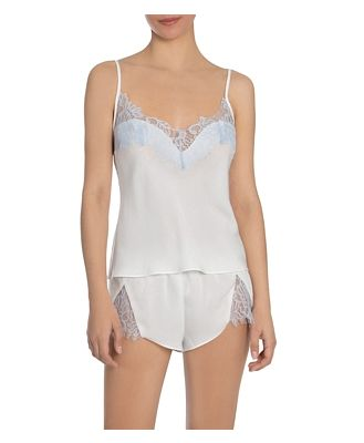In Bloom by Jonquil Lace Trim Camisole Shorts Set