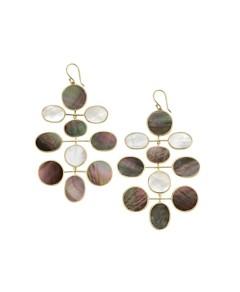 Ippolita 18K Yellow Gold Polished Rock Candy Multi-Stone Drop Earrings