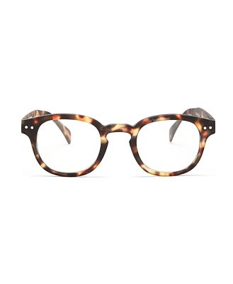 Izipizi Unisex Collection B Square Readers, 40mm