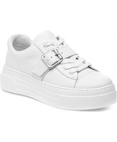 J/Slides Women's Aba Buckled Sneakers