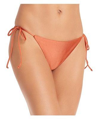 Jade Swim Side Tie Bikini Bottom